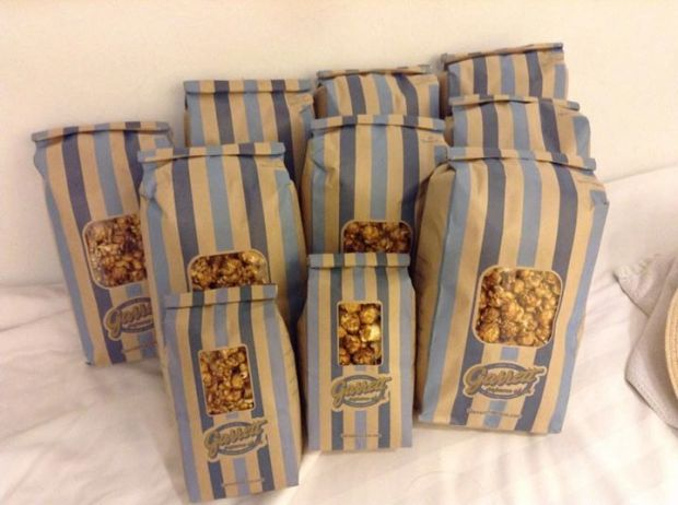 Caramel & Cheese Garret Popcorn